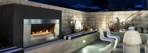 Escea EF5000 gas fireplace